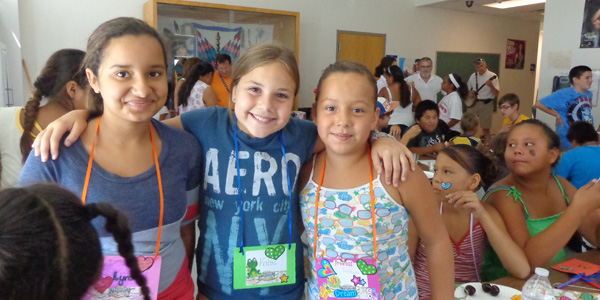 St Johns and Lakota Kids