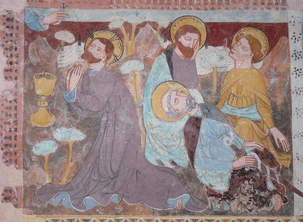 Garden-Gethsemane Tenna-Church2