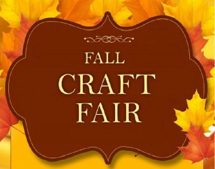 craft fair   november 5th   9 00am to 2 00pm
